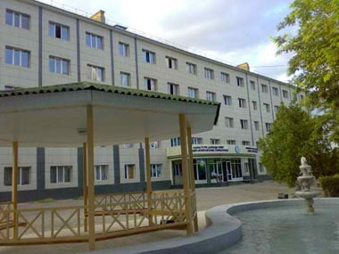 Kazakh-Turkish School, Shymkent