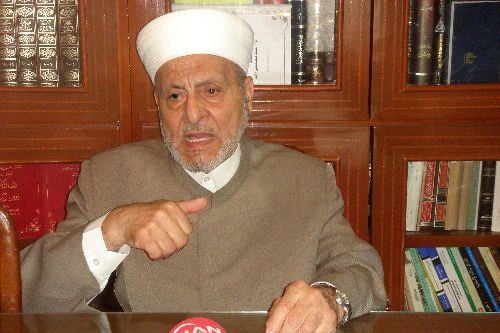 Islamic scholar Wahba Mustafa al-Zuhayli