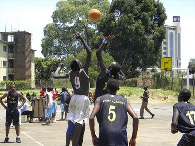 The Light Academy in Nairobi