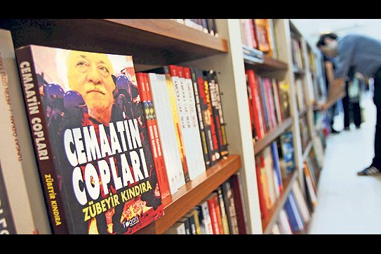 Anti-Gülen and anti-Gülen movement books are sold in bookstores throughout Turkey. The books are available at airport bookstores as well.