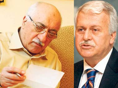 Zaman and Today's Zaman columnist Hüseyin Gülerce's meeting with lawyers of jailed PKK leader Öcalan sparked a defamation campaign against Gülen and the movement named after him.