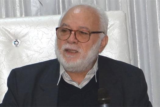 Mansura University Professor Abdurrahman Al Nakib