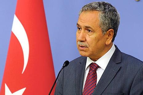 Deputy PM Bülent Arınç (Photo: AA)