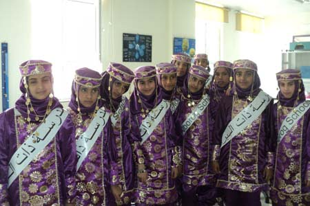 Culture day celebrated in the Turkish Schools