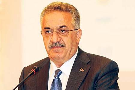 Customs and Trade Minister Hayati Yazıcı