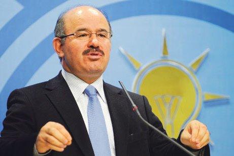 AK Party Deputy Chairman Hüseyin Çelik