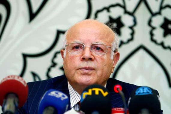 Cem Foundation President Izzettin Dogan