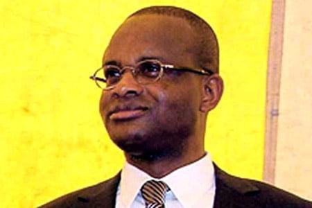 Congo Minister of Education Mr. Maker Mwangu Famba
