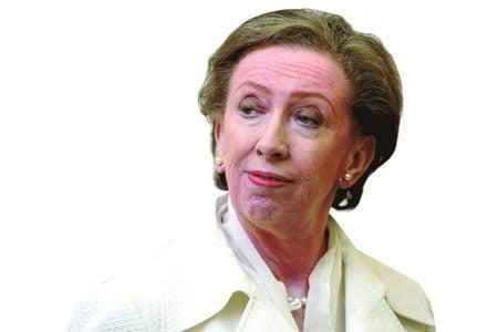 British Foreign Secretary Margaret Beckett
