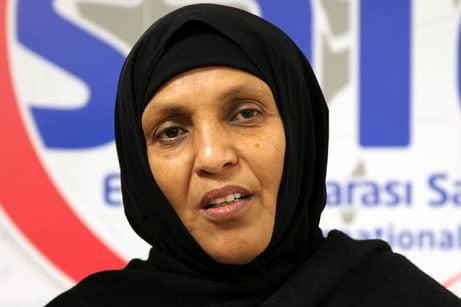 Maryan Qasim, Minister for human development and public services, Somalia