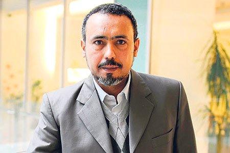 Mohammed Babaammi (PHOTO SUNDAY'S ZAMAN)