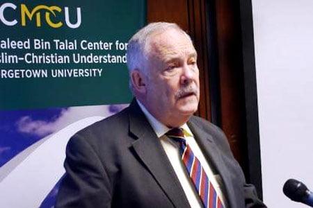 Dr. Thomas Michel, SJ.
