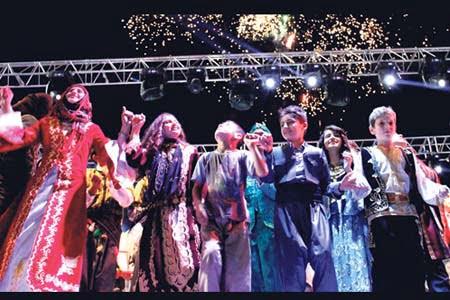 The festival in Diyarbakır was organized under the slogan