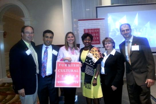Senator Stewart-Cousins attended the Interfaith Ramadan Dinner hosted by the Turkish Cultural Center (TCC) of Westchester on Thursday, July 25th at the DoubleTree Hotel in Tarrytown, NY