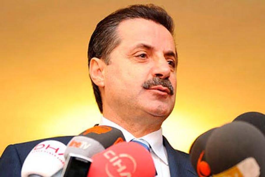 Labor and Social Security Minister Faruk Çelik