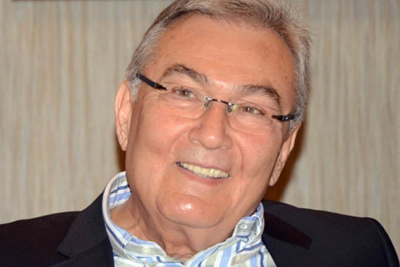 Former CHP Chairman Deniz Baykal