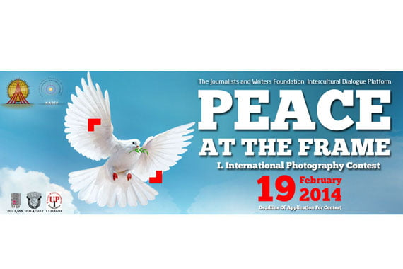 I.International photography contest peace at the frame
