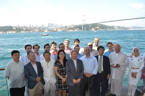 """""""Peaceful Coexistence"""" – Workshop Organized Jointly by KADIP and Korean Religious Leaders"""