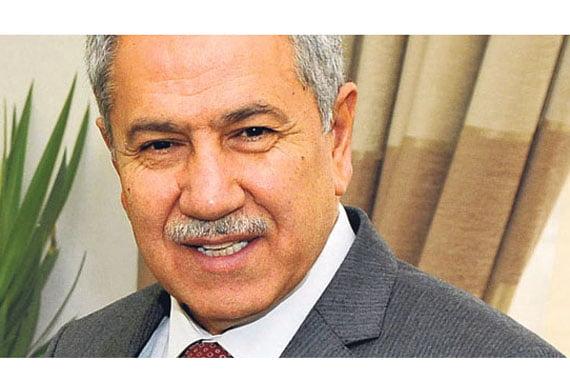 Turkish Deputy Prime Minister Bülent Arınç