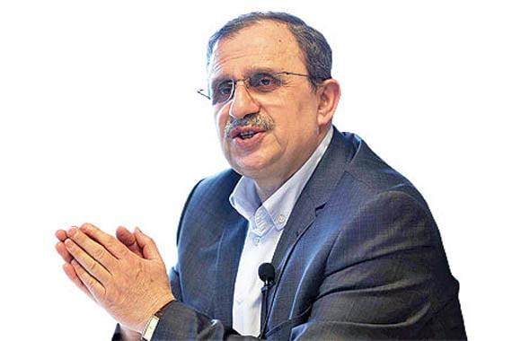 Journalists and Writers Foundation Vice-President Cemal Uşşak