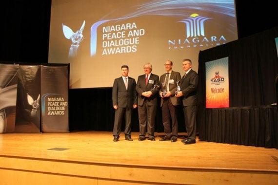 Niagara Foundation Ohio Award Ceremony