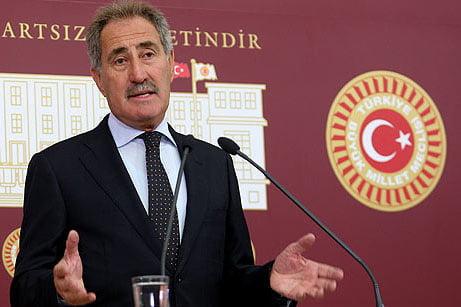 AK Party İzmir deputy Ertuğrul Günay (Photo: Today's Zaman)