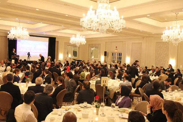 Fifth Annual Friendship and Awards Dinner