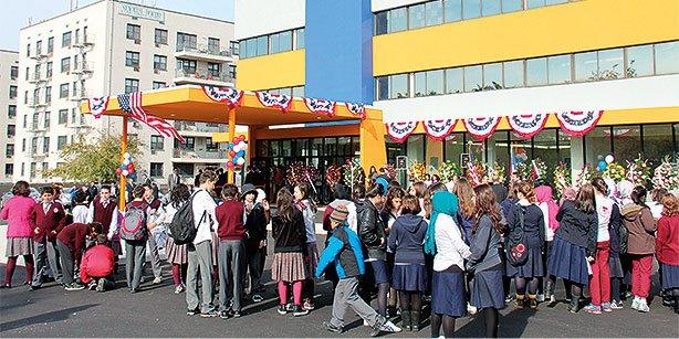 The Hizmet movement has established a network of schools around the world June 9, 2012 (Photo: Zaman)