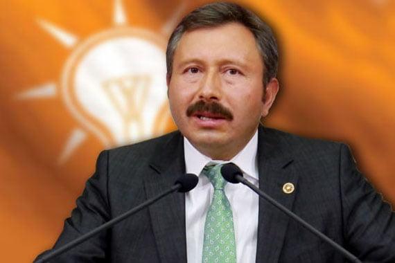 AK Party Kütahya deputy İdris Bal (Photo: Cihan, İdris Bal)