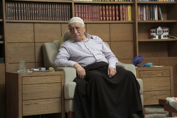 Fethullah Gülen (Photo: herkul.org)
