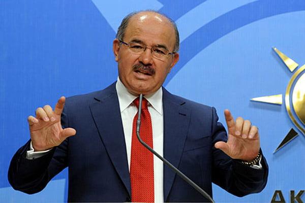 AK Party Deputy Chairman Huseyin Celik