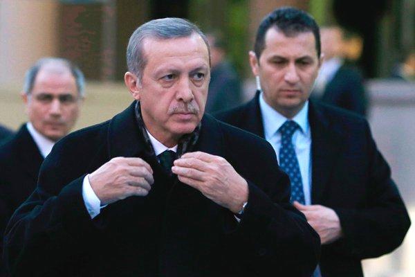 Turkish Prime Minister Recep Tayyip Erdogan. Photo: Umit Bektas/Reuters
