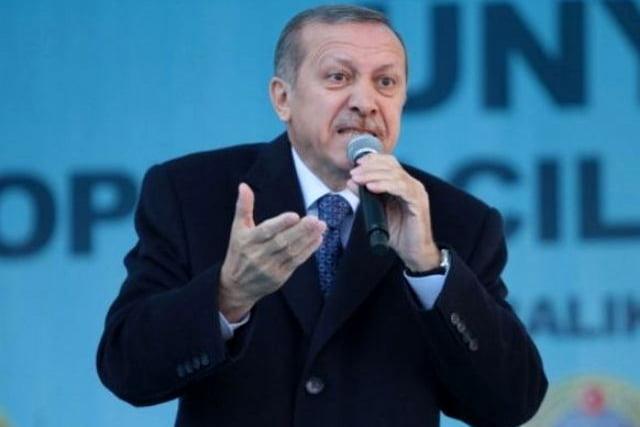 Turkish PM Recep Tayyip Erdoğan
