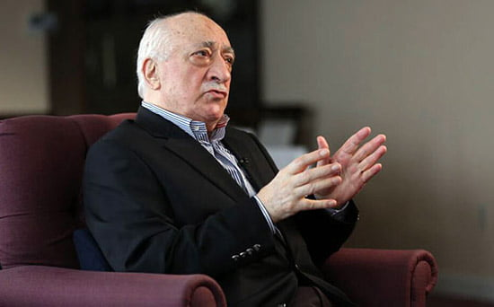 Turkish Islamic Scholar Fethullah Gülen. (Photo: Cihan)