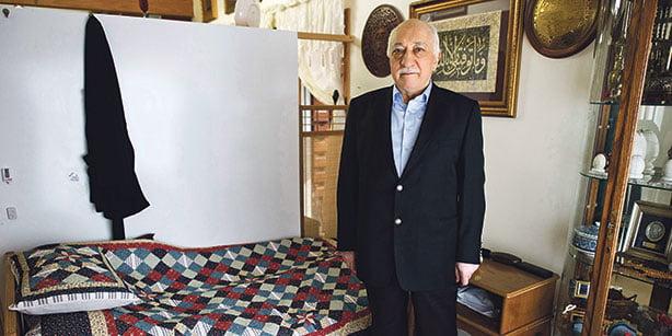 Turkish and Islamic scholar Fethullah Gülen