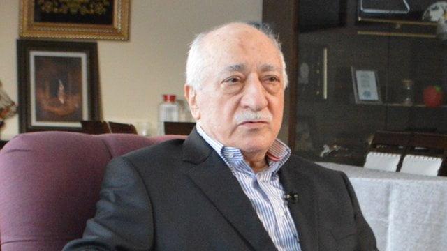 Islamic scholar Fethullah Gülen