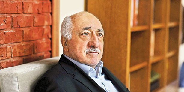 Islamic scholar Fethullah Gülen is pictured in his home in Pennsylvania. (Photo: Today's Zaman)