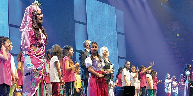 Turkish language and culture festivals held in three countries