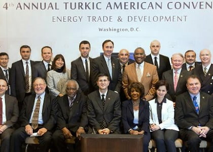 Dozens of US Congress members attend major convention of Turkic Americans