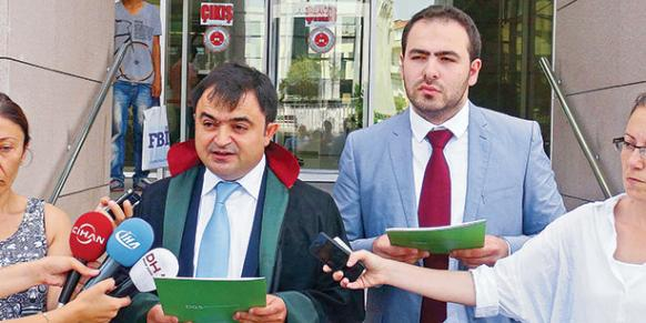 Fikret Duran, a lawyer representing Turkish Islamic scholar Fethullah Gülen, has filed a complaint about two prosecutors for conducting an illegal investigation.(Photo: Cihan)