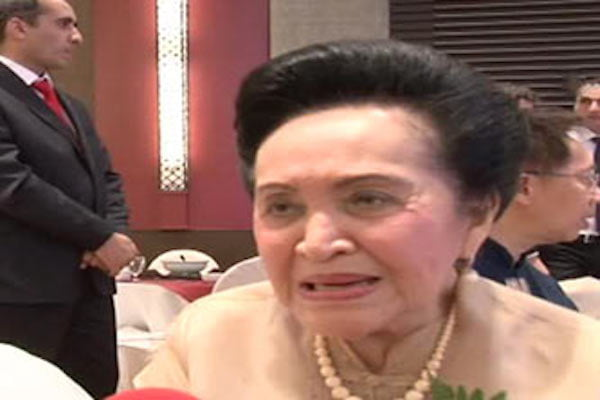 Thailand's princess of Lanna Chao Duangduan