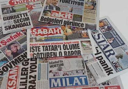 Gülen slams pro-gov't media for disseminating lies and blasphemy