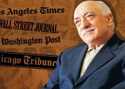 Gülen condemns ISIL atrocities in ads in leading US newspapers