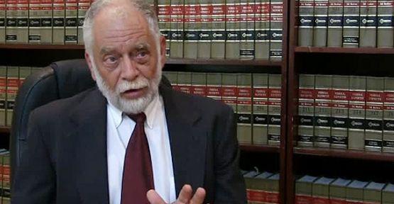 Jim Harrington, a US human rights attorney and University of Texas professor