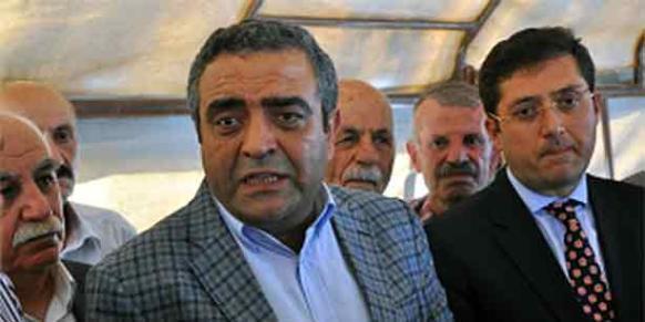 Main opposition Republican People's Party (CHP) Deputy Chairman Sezgin Tanrıkulu.