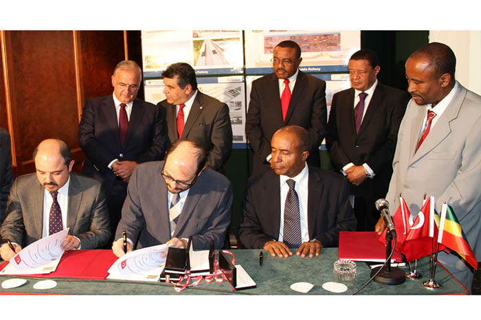 Turkish businesses meet their Ethiopian Counterparts