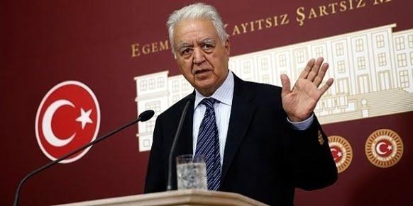 CHP Deputy Chairman Faruk Loğoğlu. (Photo: Today's Zaman, Mustafa Kirazlı)