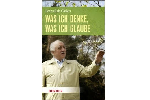 """Fethullah Gulen's latest German translated book titled """"Was ich denke, was ich glaube"""" has been released at the International Frankfurt Book Fair."""