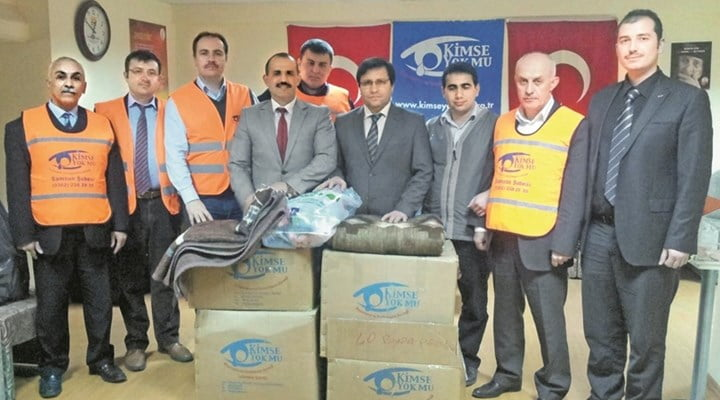 International nonprofit Kimse Yok Mu continues its humanitarian aid campaign in Gaza which was hit severely by floods.