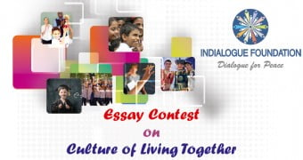 "Indialogue Essay Contest on ""Culture of Living Together"""